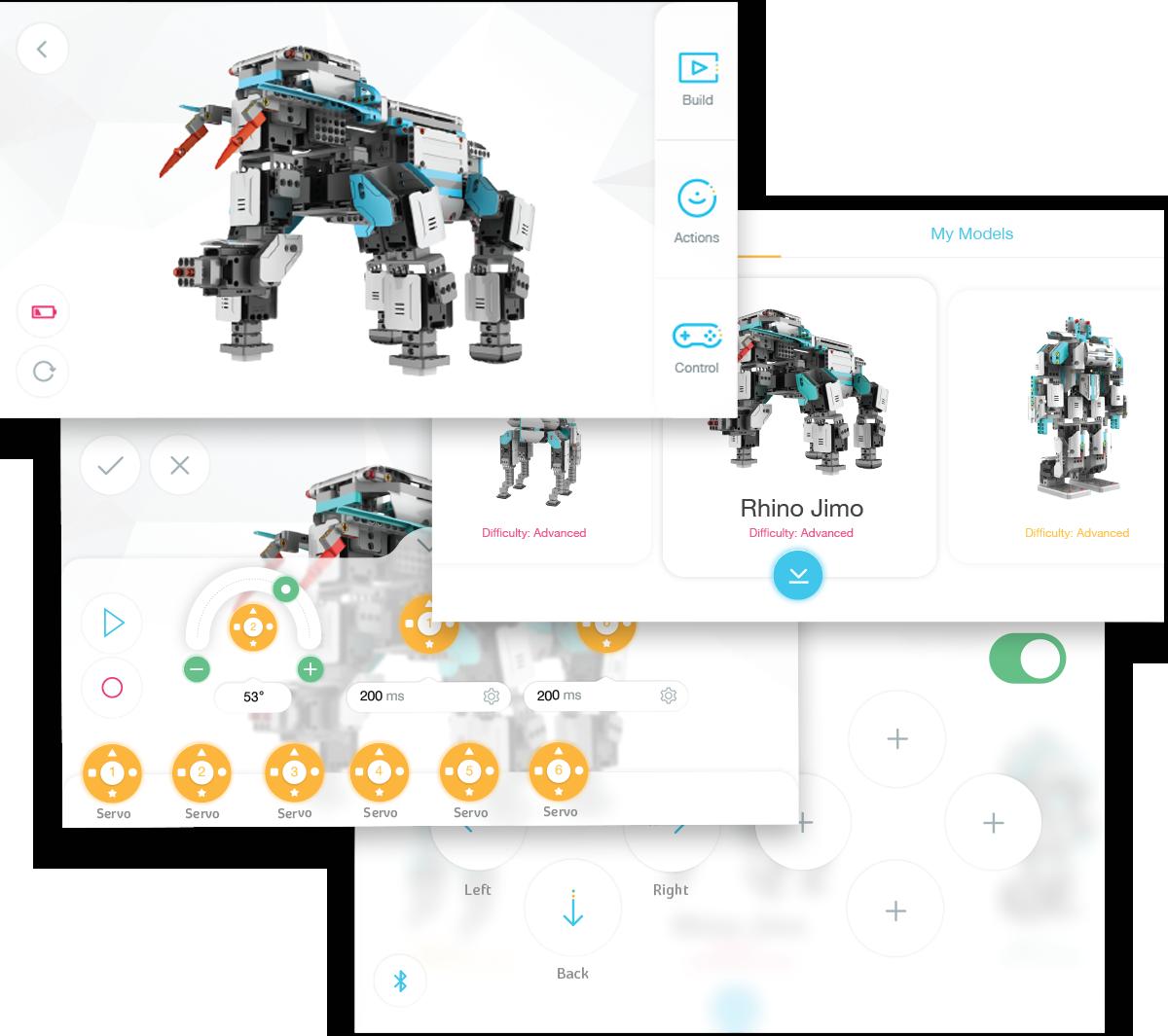 Jimu App Design