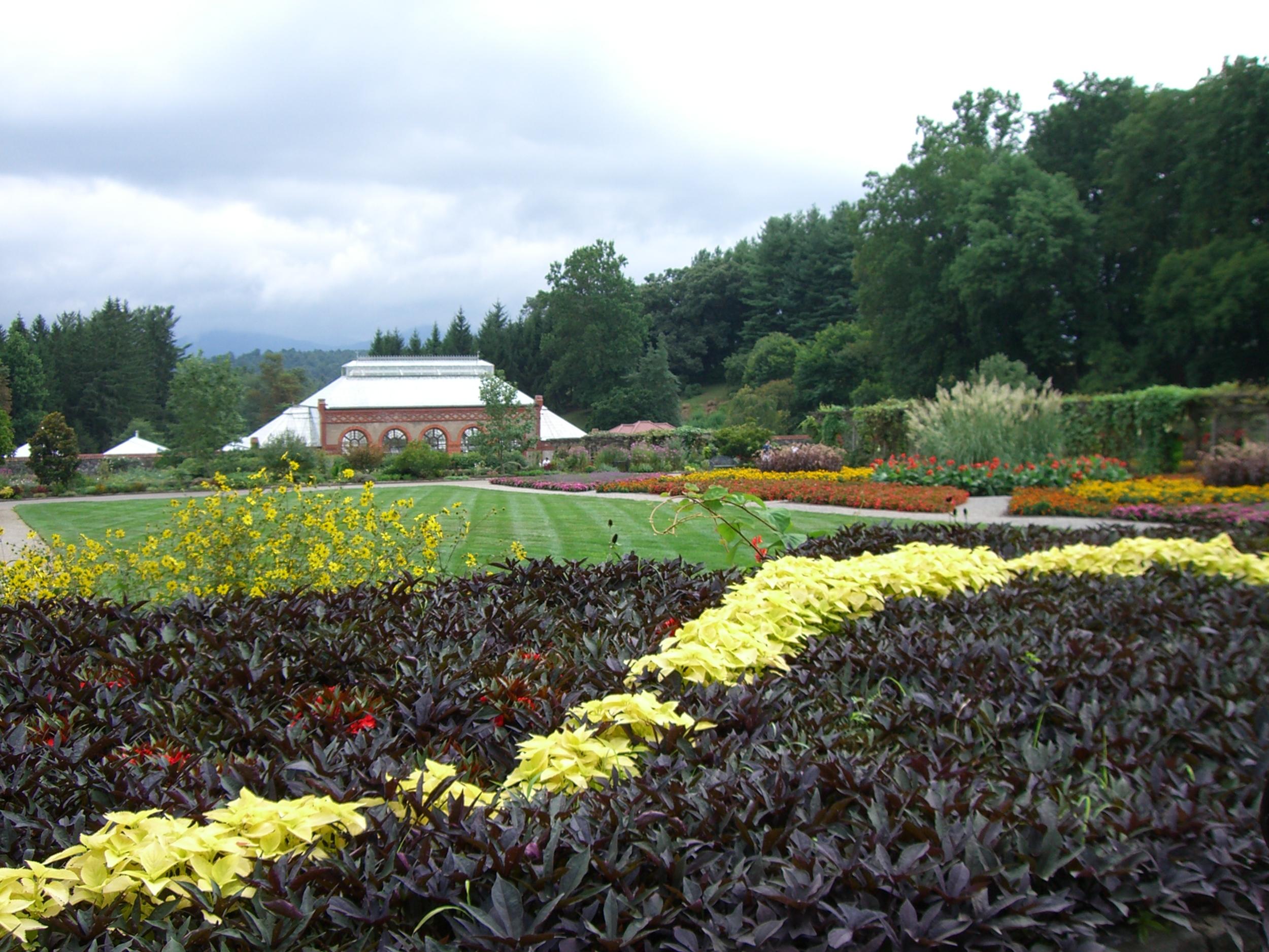 Biltmore gardens by Gillham