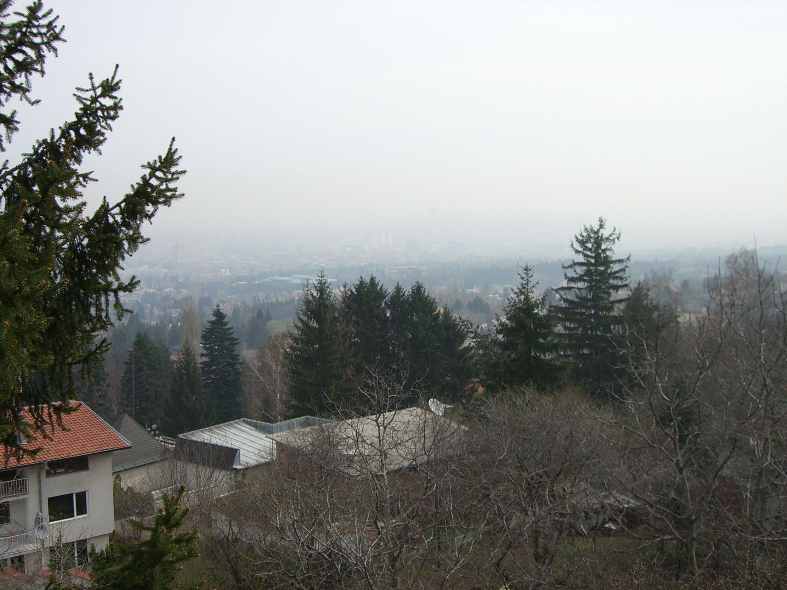 Sofia, Bulgaria by Gillham