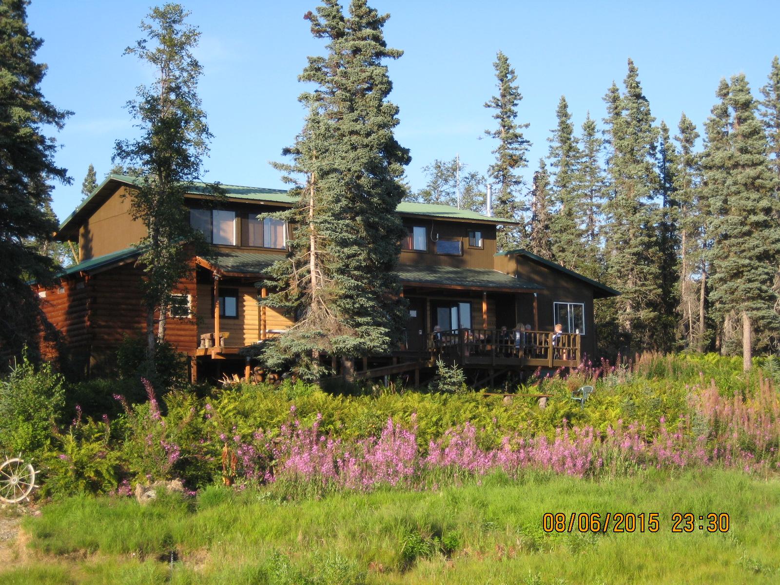 Bearclaw Lodge on Aleknagik Lake