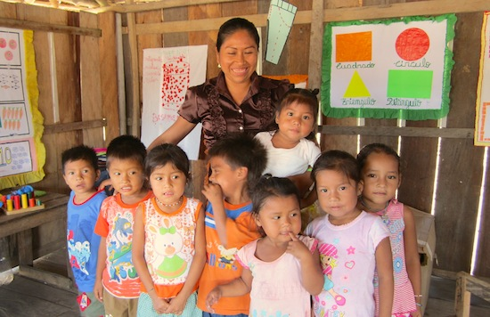 Amazon local community