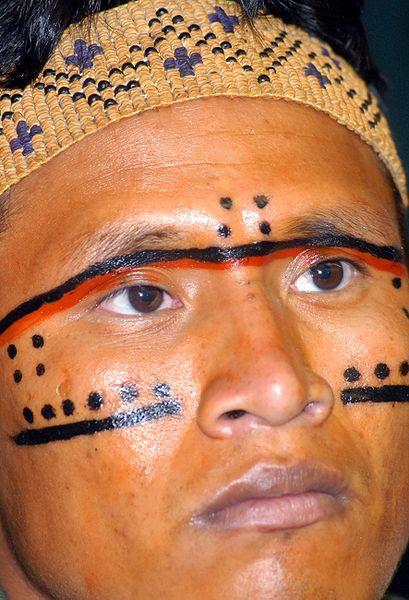 Amazon tribesmen