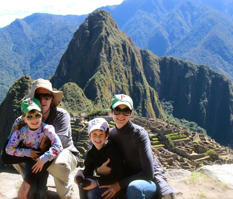 Family Trip to Machu Picchu