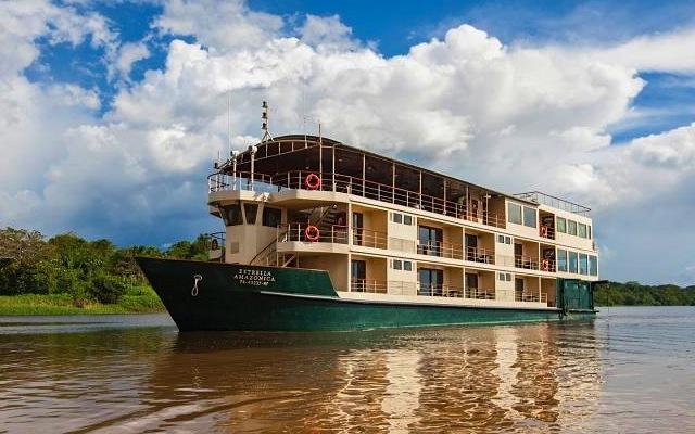 Estrella Amazonica Cruise
