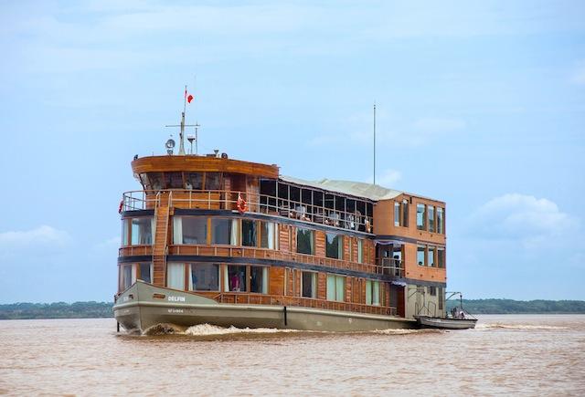 Delfin II Cruise Exterior