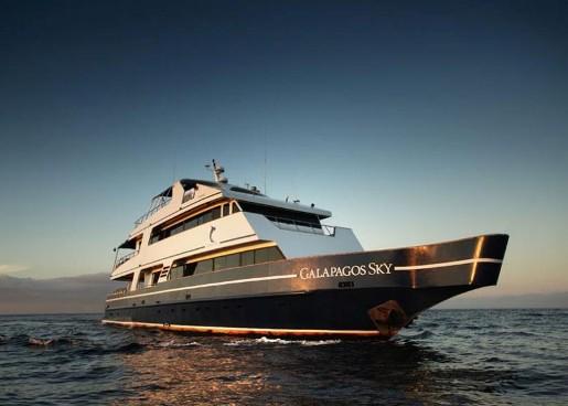 Galapagos Sky Cruise