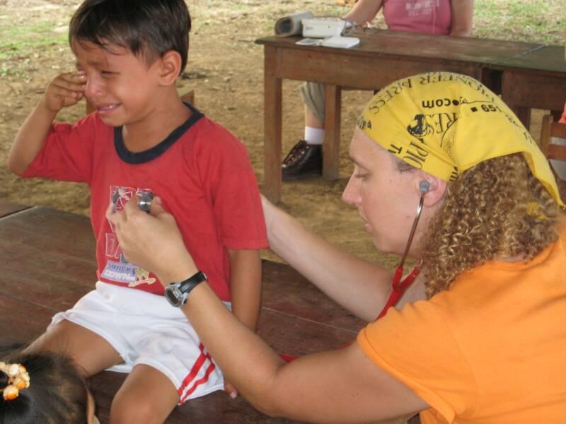 Healthcare in Peru's Amazon