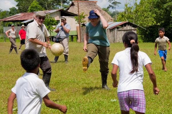 sports amazon village