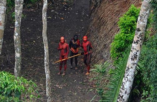 Uncontacted Amazon Tribes