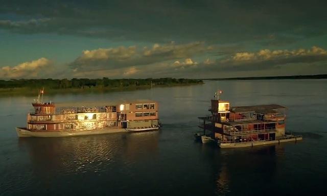 Delfin Iand IIAmazon river cruise
