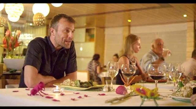 Delfin Cruise Dining Room