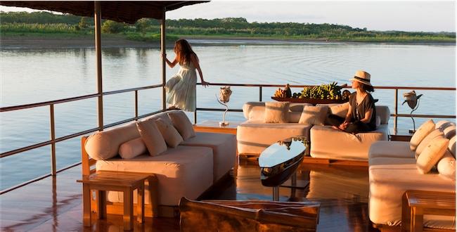 luxury amazon cruise