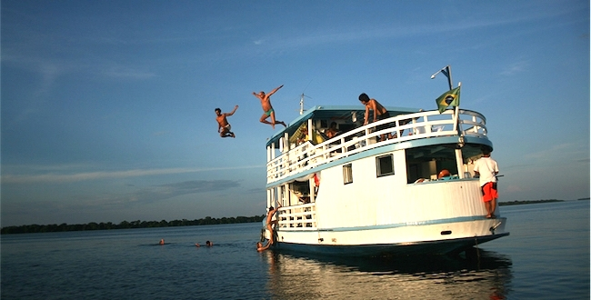 Comfort Amazon Cruise