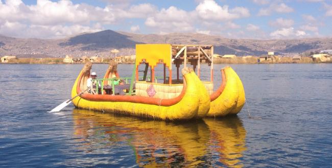 lake titicaca honeymoon