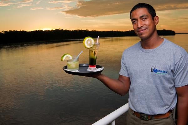 Amazon cruise staff