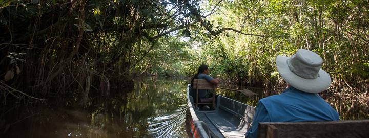 Anakonda Amazon cruise day 3