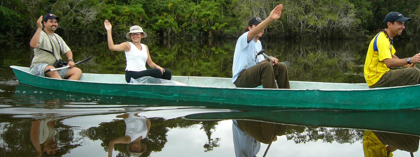 Manatee Amazon Cruise day 2