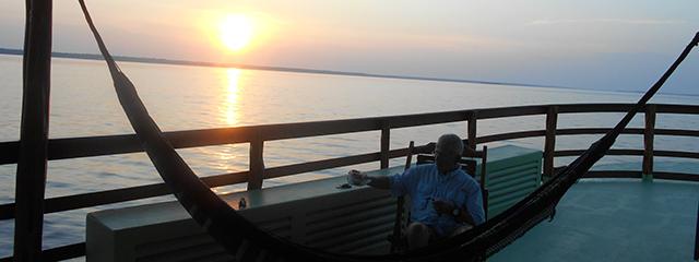 Jacare-Acu Amazon Cruise Itinerary