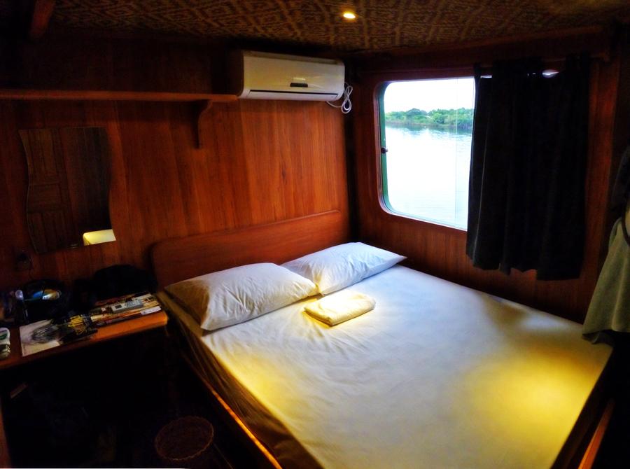 Jacare Acu Cruise Cabins