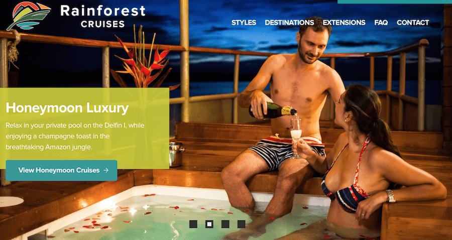 Luxury Honeymoon Cruises