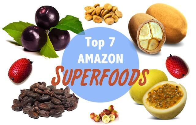 Top Amazon Superfoods