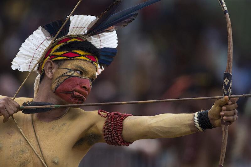 World Indigenous Games Ph. Felipe Dana