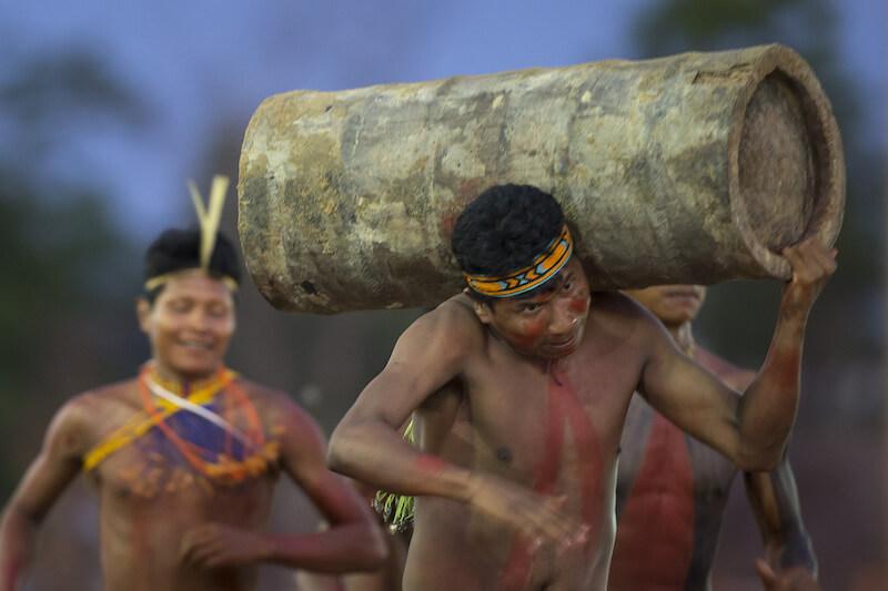 World Indigenous Games Competition Ph. Felipe Dana