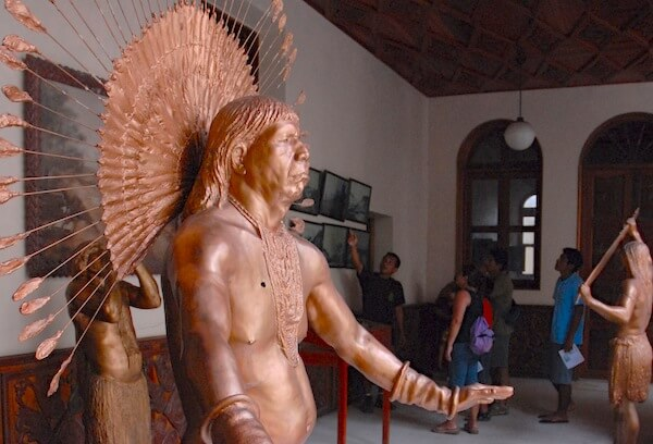 Amazonian Cultural Museum, Iquitos