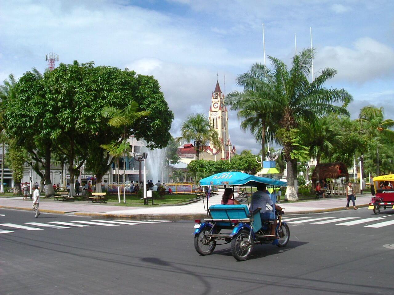 Iquitos City Square