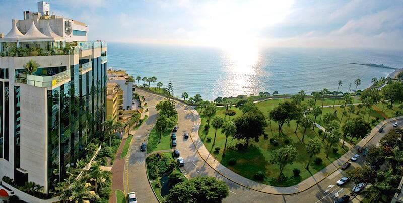 Belmond Miraflores Park Hotel and View