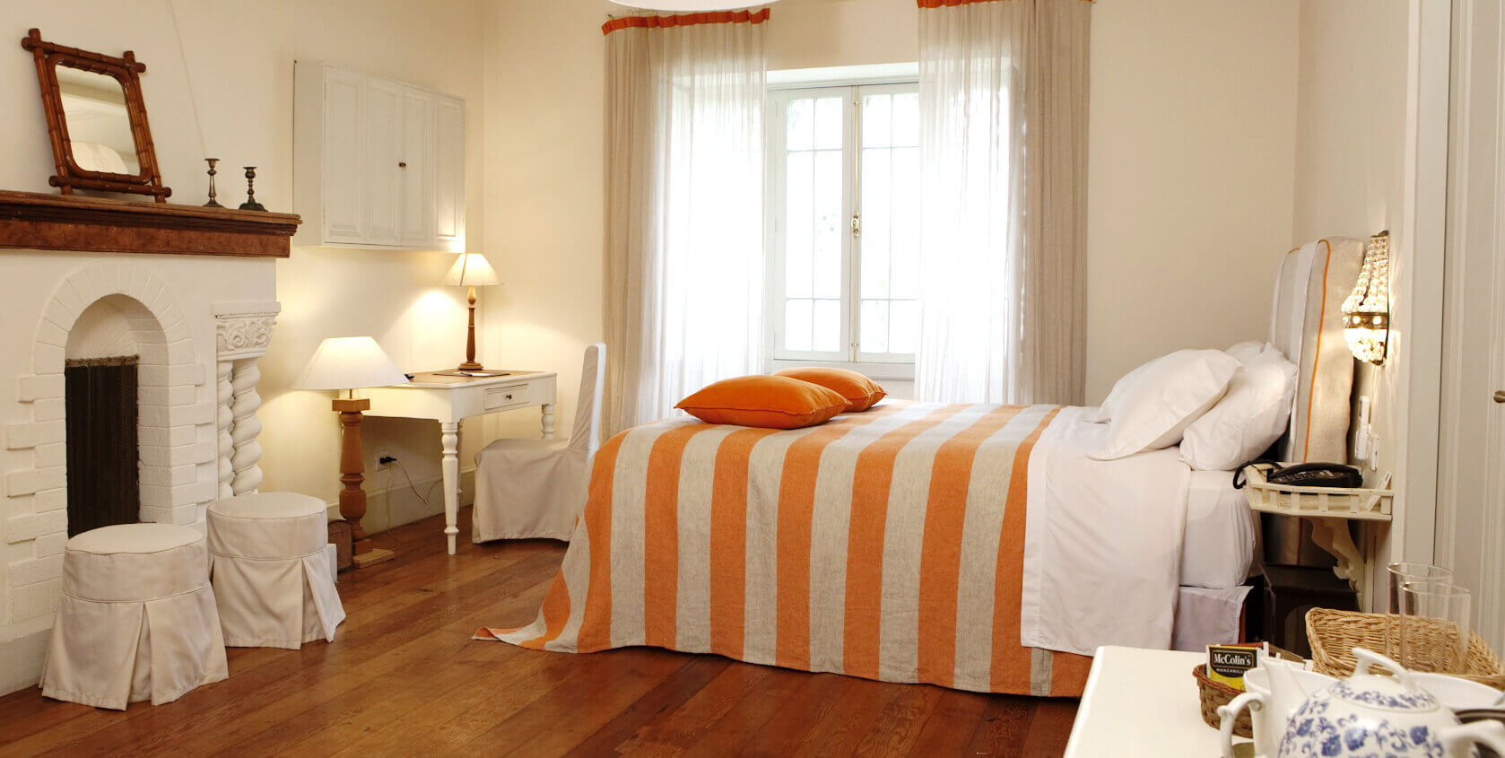 Room at the Quinta Hotel in Miraflores