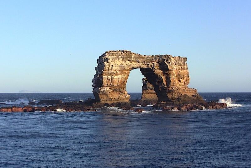 Darwin Arch, Galapagos