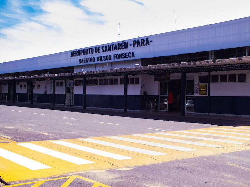 Santarém's Airport (Ph. Wikipedia)