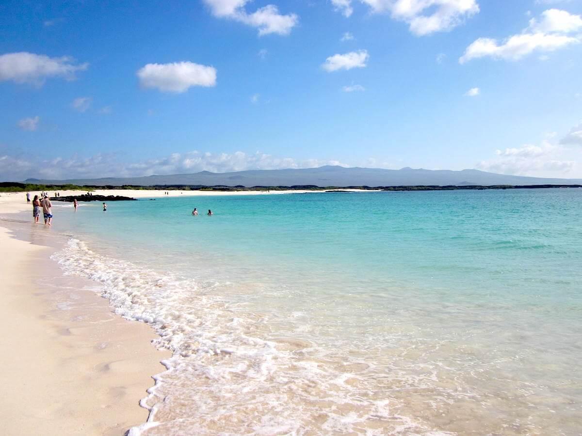 San Cristobal Island Beach, Galapagos
