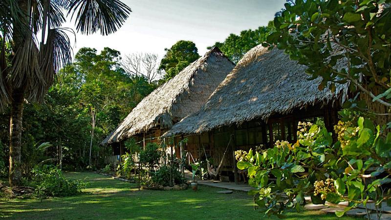 Ontorongo Lodge