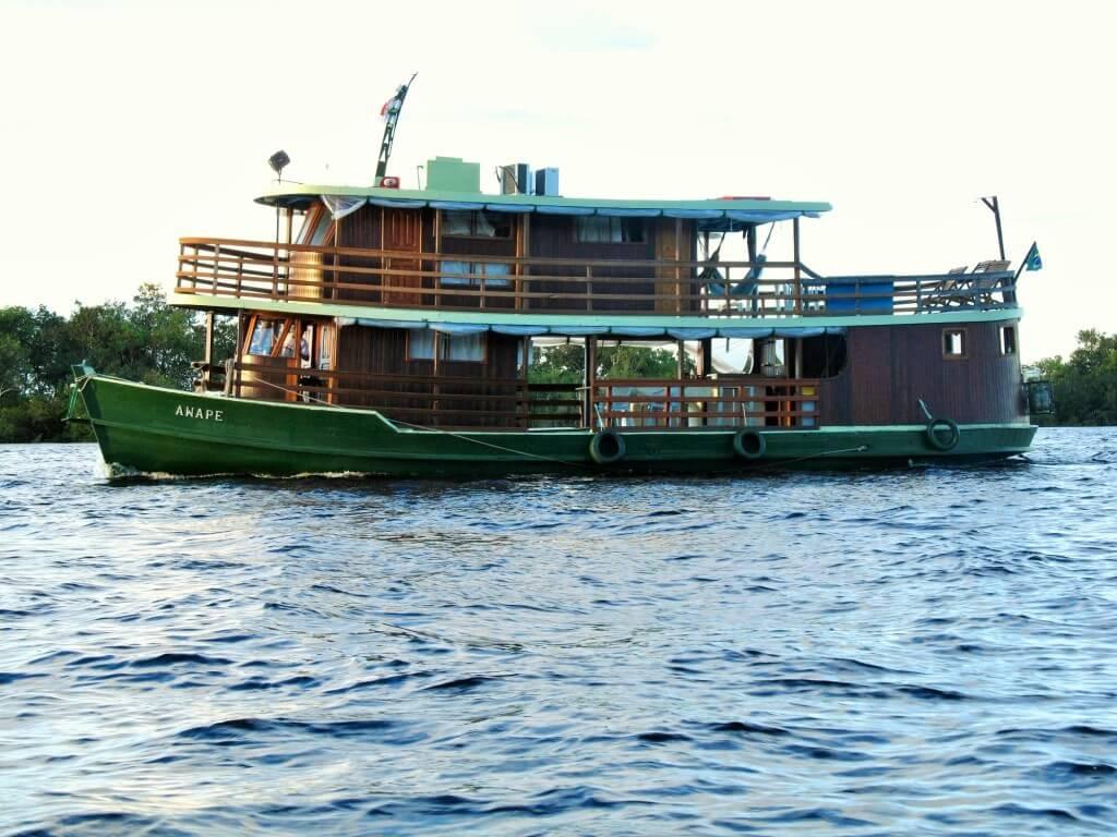 Awape Cruise Vessel