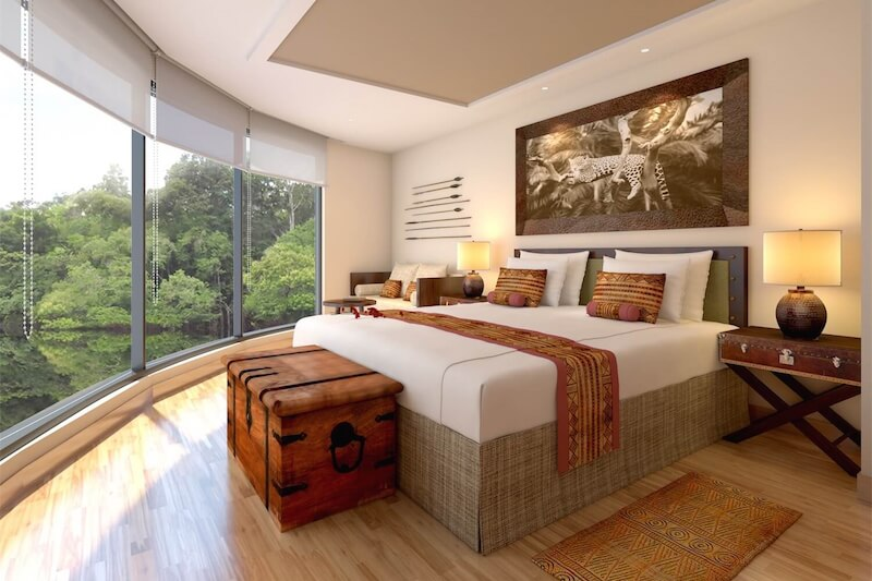 Estuary Suite on the Amazon Discovery