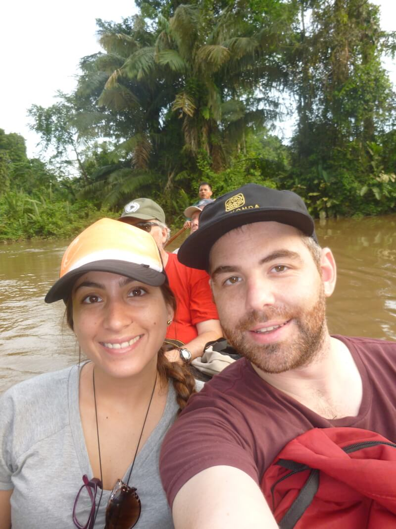 Honeymoon on the Anakonda Amazon Cruise