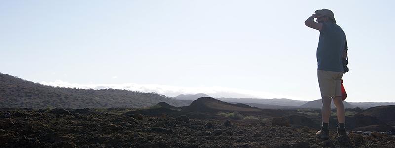 Galapagos views and landscapes