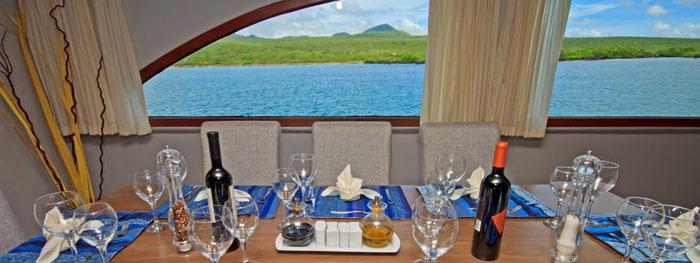Ocean Spray dining room