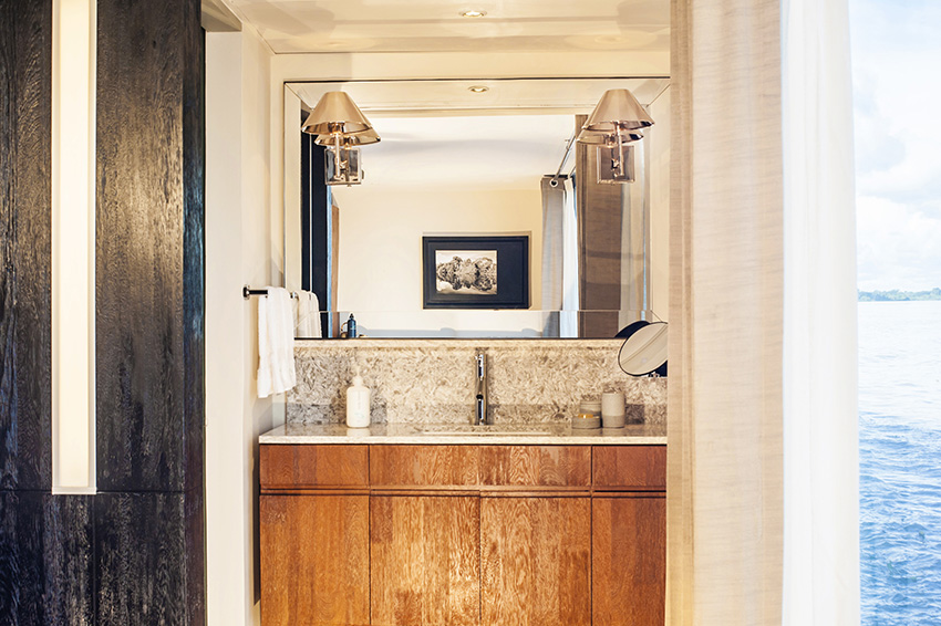 Aria Amazon Bathroom Upgrade