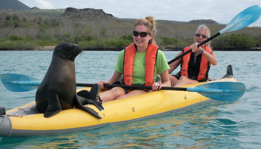 galapagos tours with kids