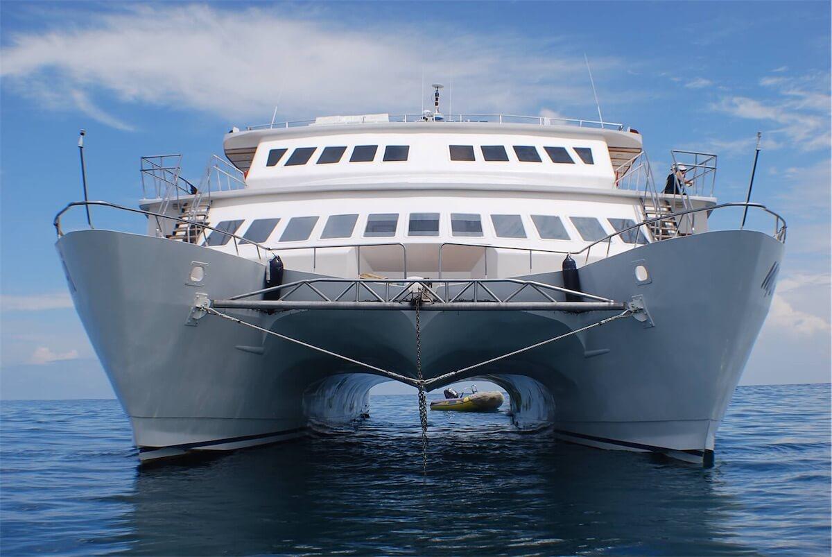 Anahi Catamaran