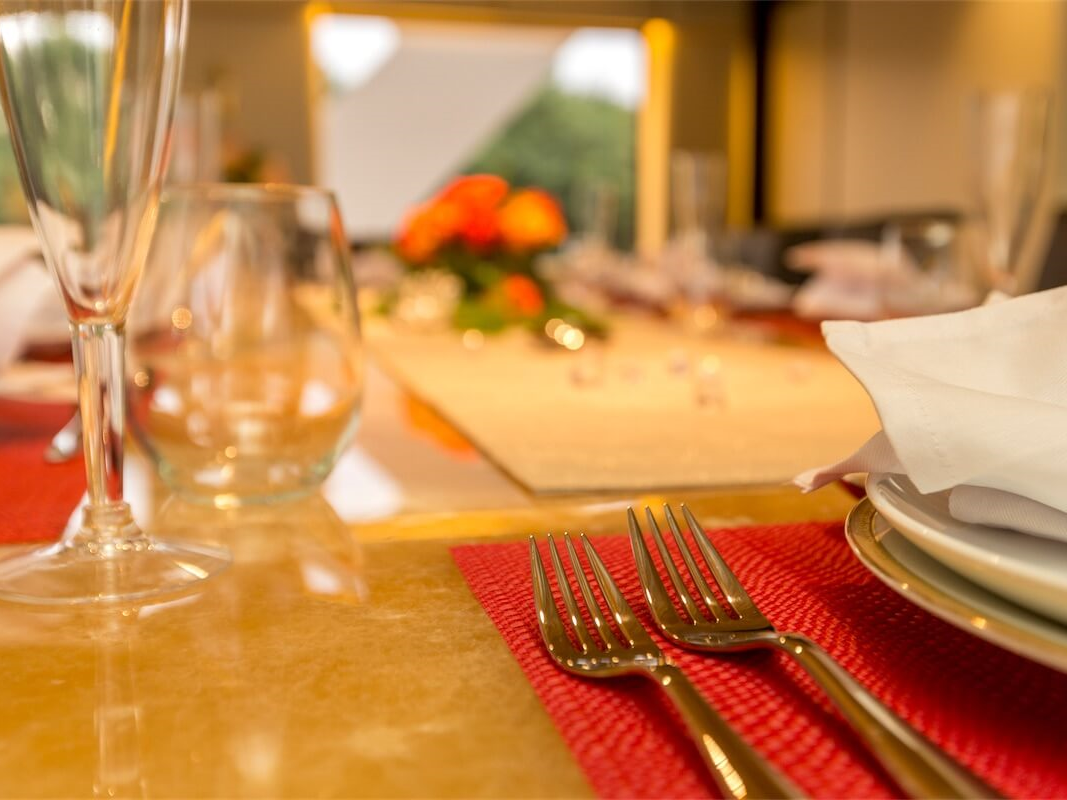 Passion dinner service