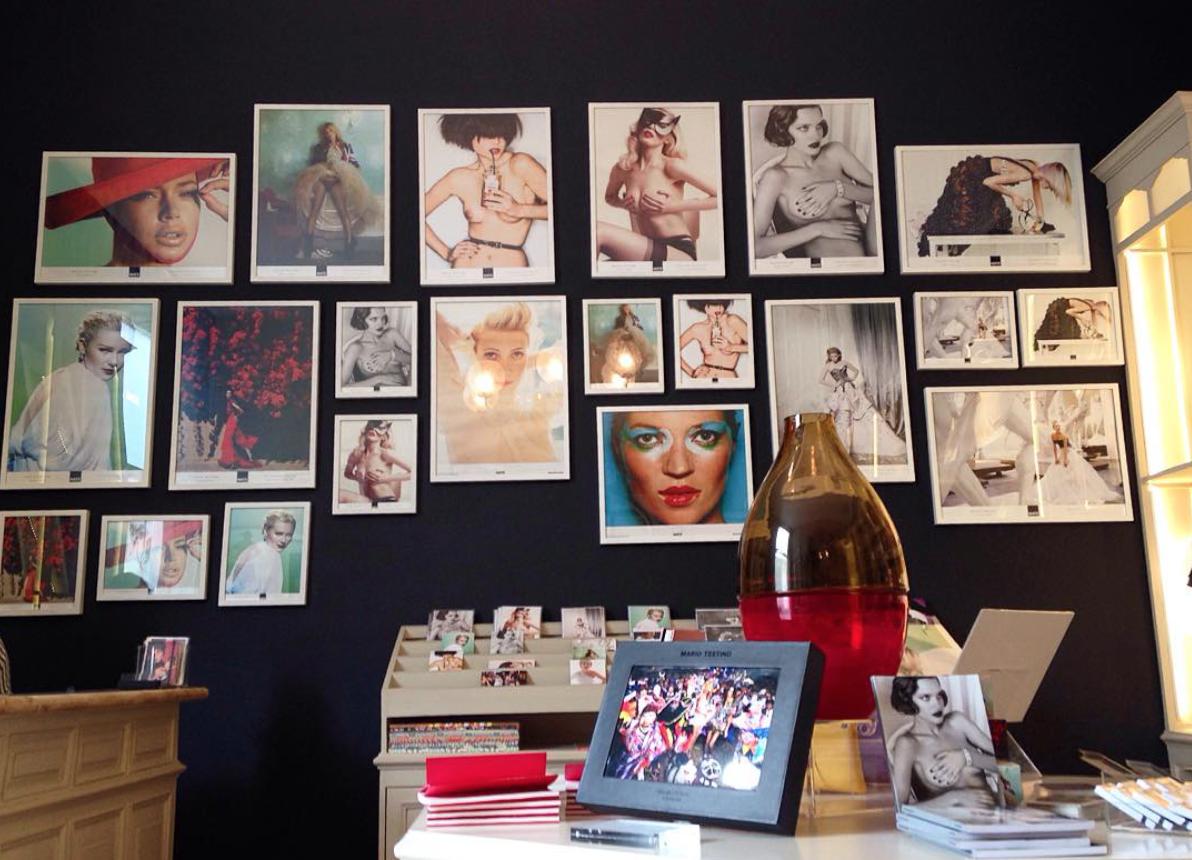 MATE- Mario Testino's Art Gallery