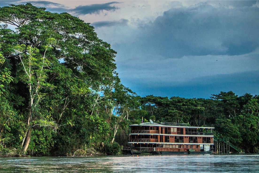 Anakonda Amazon Cruise from Ecuador