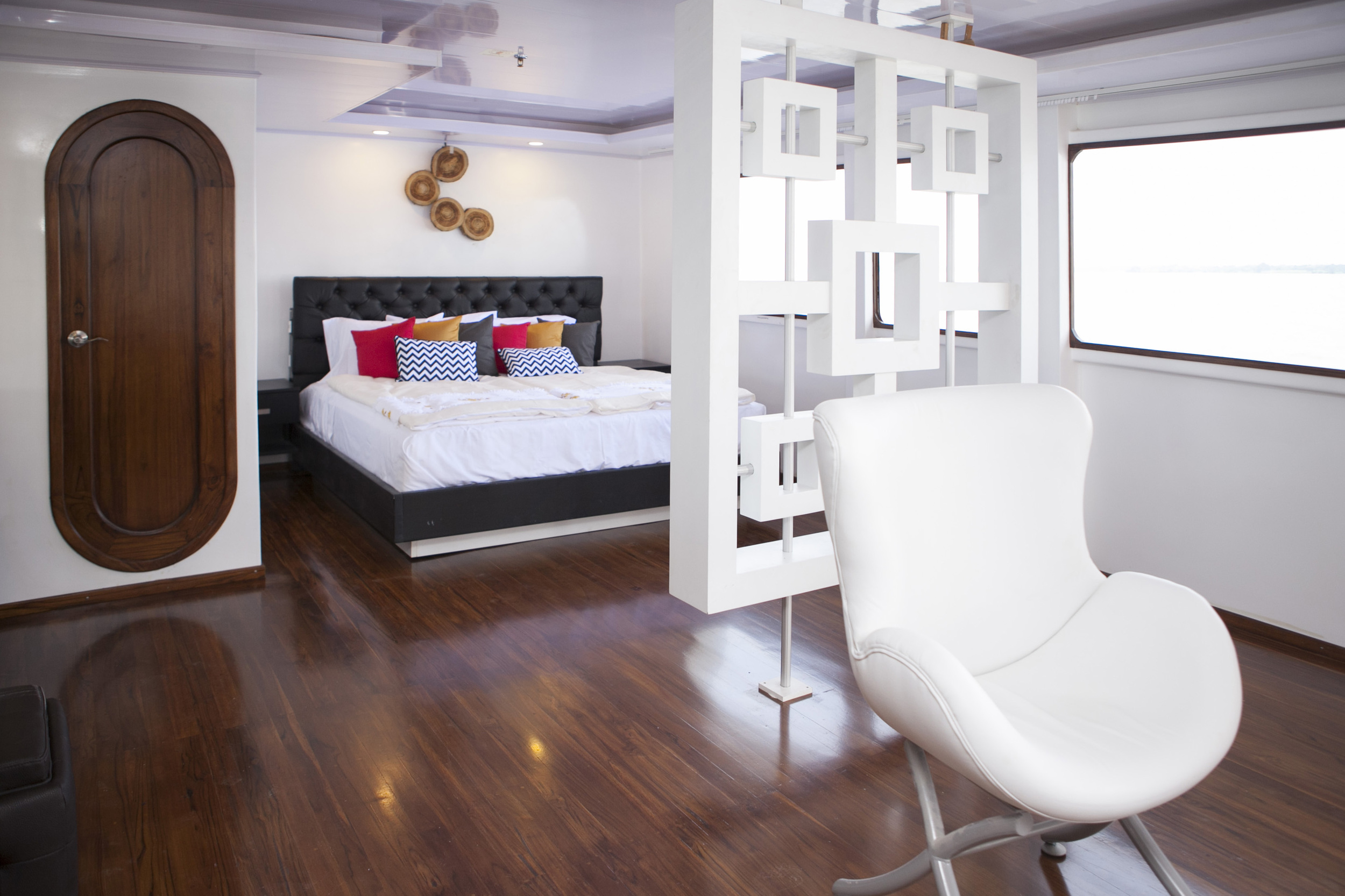 Petrel Galapagos Cruise Suite