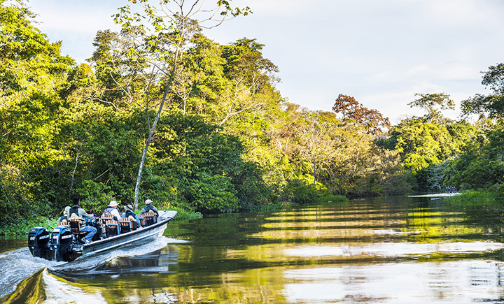 Amazon Skiff Excursion