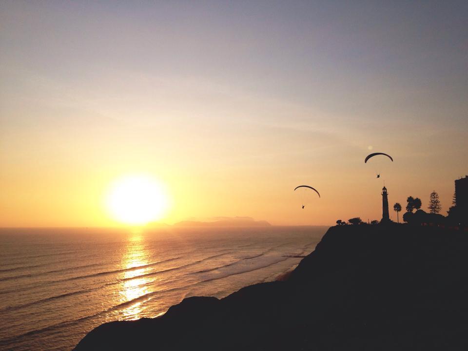 Lima's Cliffside Views