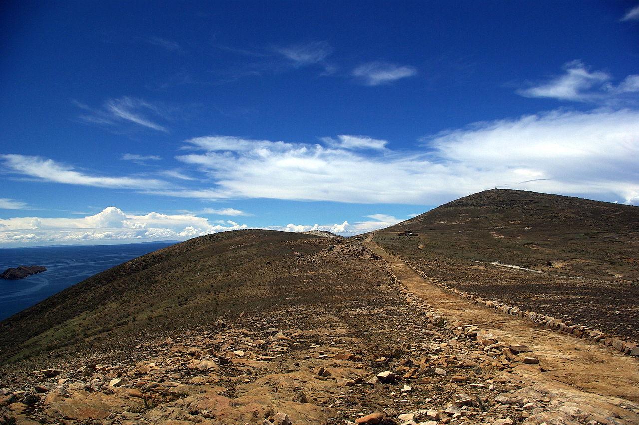 Isla Del Sol, Bolivia. (ph. Steve Bennett)
